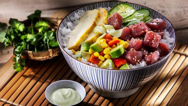 Nr. 3 – Yoshihara Tuna Bowl
