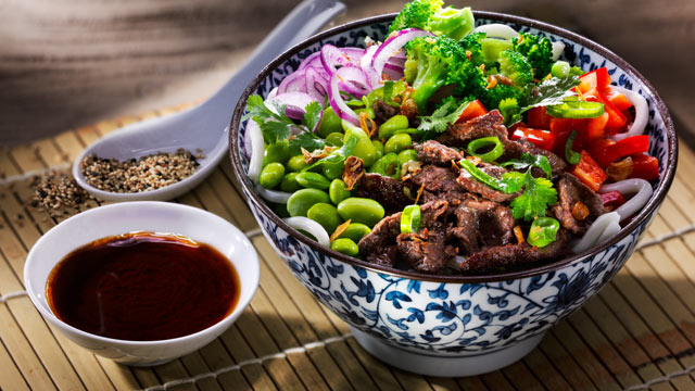 Nr. 6 – Mama Thanh's Beef Bowl